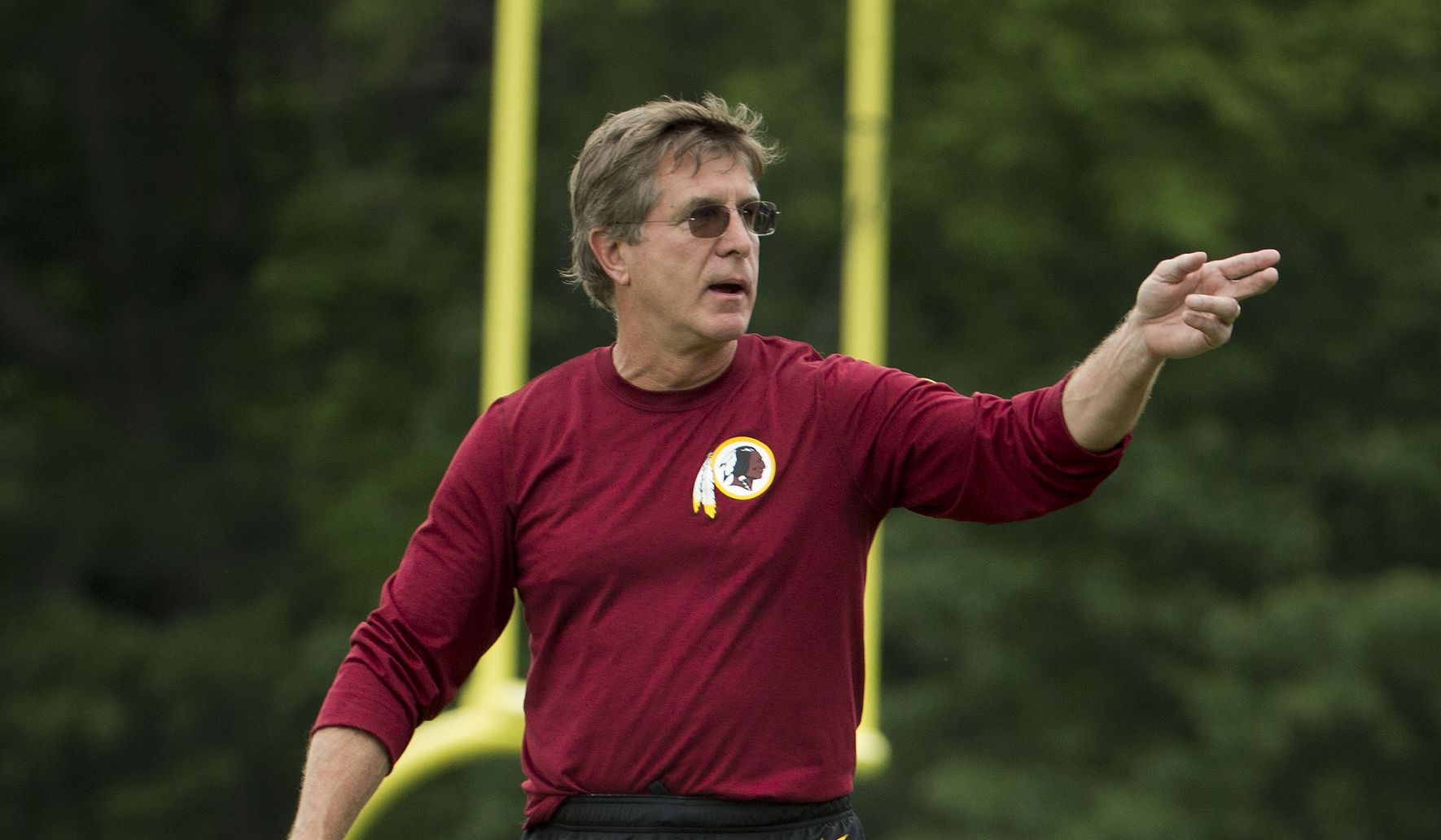 Who is Bill Callahan? A look at the Redskins' new interim coach