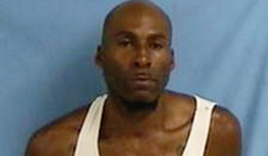 This photo provided by the Searcy Police Department shows Jeffery Clifton. Police believe human remains found in a rural Arkansas field are those of Malik Drummond, a 2-year-old boy who disappeared from home of his father, Clifton, more than a year ago, authorities said Wednesday, Dec. 2, 2015, just hours after announcing Clifton had been arrested on a capital murder charge. (Searcy Police Department via AP)