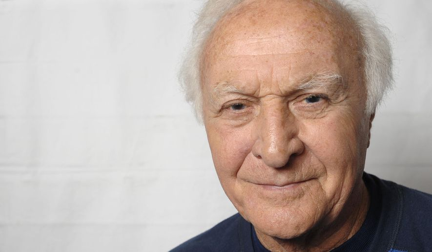 "FILE - In this Jan. 22, 2009 file photo, actor Robert Loggia from the movie ""Shrink"" poses for a portrait during the Sundance Film Festival in Park City, Utah. Loggia, who played drug lords and mobsters and danced with Tom Hanks in ""Big,"" has died at age 85. His wife Aubrey Loggia said Loggia died Friday, Dec. 4, 2015, at his home in Los Angeles after a five year battle with Alzheimer's.   (AP Photo/Peter Kramer, File)"