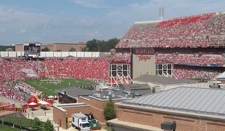University of Maryland president Wallace Loh is recommending that Byrd Stadium be renamed due to the segregationist views of former school President H.C. Curley Byrd. (Wikipedia) ** FILE **