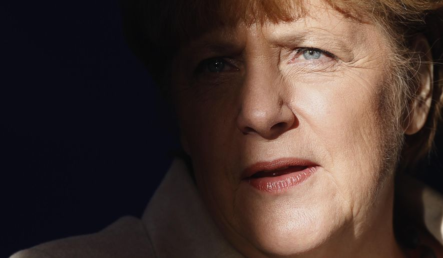 """If I was able to, I would turn back time by many, many years so that I could have prepared the whole government and the authorities for the situation, which hit us out of the blue in the late summer of 2015,"" said German Chancellor Angela Merkel."