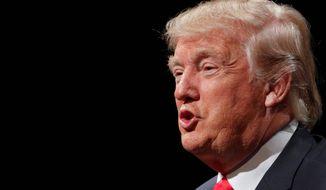 Donald Trump   Associated Press photo