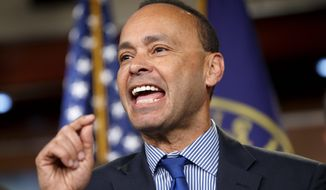 Rep. Luis V. Gutierrez, Illinois Democrat (Associated Press) **FILE**