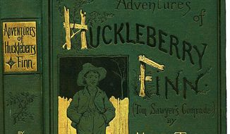 "A suburban Philadelphia school is removing ""The Adventures of Huckleberry Finn"" from its 11th grade curriculum because of the book's prevalent use of the N-word. (Wikipedia)"