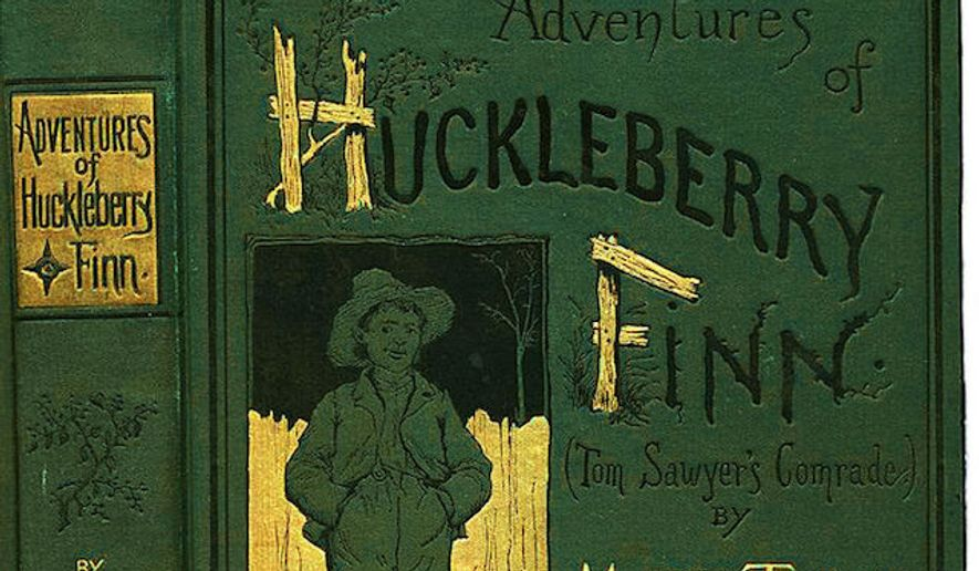 """A suburban Philadelphia school is removing """"The Adventures of Huckleberry Finn"""" from its 11th grade curriculum because of the book's prevalent use of the N-word. (Wikipedia)"""