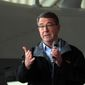 Ashton Carter reportedly used his personal email account to conduct official business during his first months as defense secretary. (Associated Press)