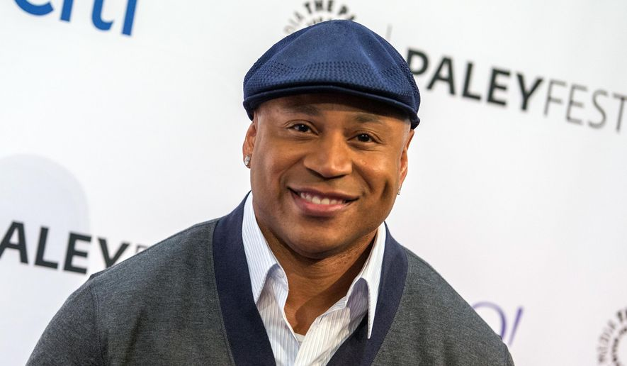 FILE - In a  Friday, Sept. 11, 2015 file photo, LL Cool J attends the at 2015 PaleyFest Fall TV Previews at The Paley Center for Media, in Beverly Hills, Calif. The recording academy announced Wednesday, Dec, 16, 2015, that the rap artist and actor will be the master of ceremonies for Grammy Arards for the fifth consecutive year. The Grammys will be telecast on Feb. 15 from the Staples Center in Los Angeles. (Photo by Paul A. Hebert/Invision/AP, File)