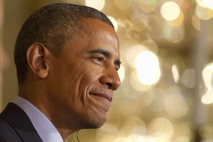 Nearly all of the priorities cited by the White House were accomplished through executive action, or involved treaty-like agreements that President Obama purposely crafted to avoid the need for congressional approval. (Associated Press)