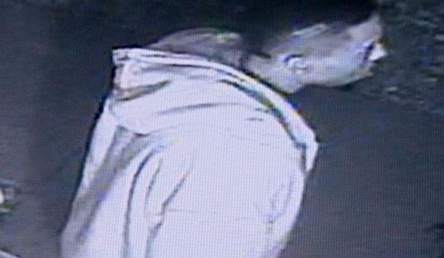 Home surveillance video shows a burglar pacing Pamela Miller's Dallas home before breaking in. (Image: Courtesy of Pamela Miller, WFAA)