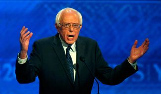 Democratic presidential candidate Sen. Bernard Sanders has apologized to rival Hillary Clinton for a campaign file breach. (Associated)