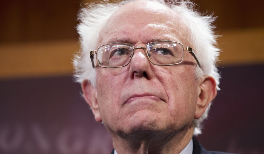 With his message geared toward domestic issues of taxes, spending and income inequality, Sen. Bernard Sanders' campaign is challenged by the need to start talking about issues beyond his economics comfort zone — and which puts him on the turf of Hillary Clinton, the country's former top diplomat. (Associated Press)