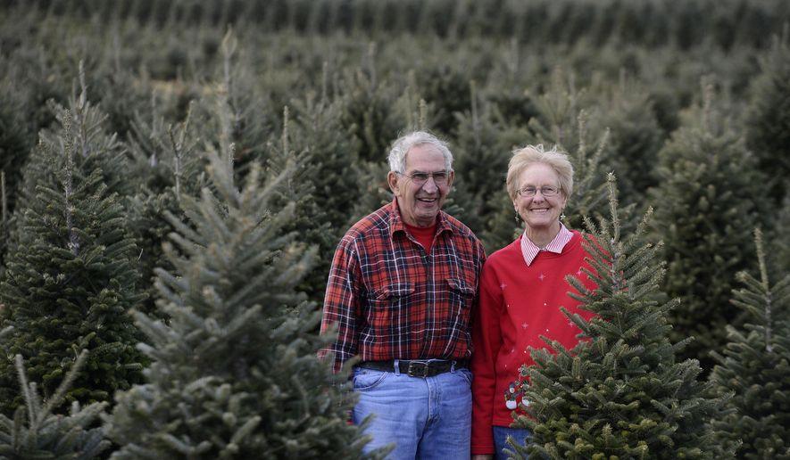 Christmas tree farm owners retiring, selling business - Washington Times