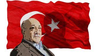 The Gulen Influence on Turkey Illustration by Greg Groesch/The Washington Times