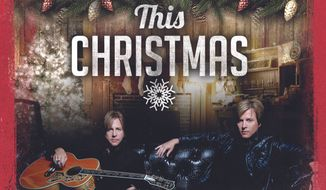 """Matthew and Gunnar Nelson have released """"This Christmas"""" in time for the holidays."""