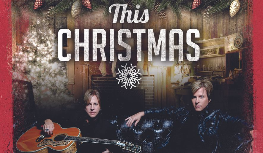 "Matthew and Gunnar Nelson have released ""This Christmas"" in time for the holidays."