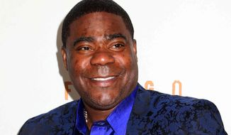 "Actor Tracy Morgan attends the FX Networks Upfront premiere screening of ""Fargo"" at the SVA Theater in New York, in this April 9, 2014, file photo. (Photo by Greg Allen/Invision/AP, File)"