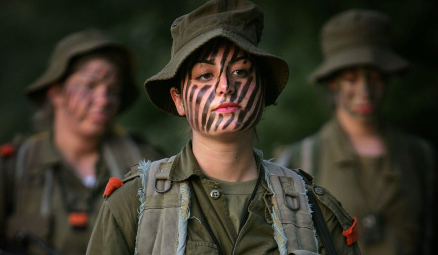 New Marine Corps Study Inflames the 'Women in Combat ...
