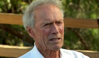"Actor and director Clint Eastwood weighed in on the 2016 GOP presidential candidates, saying ""any one of them"" would be a better leader than President Obama. (Extra)"