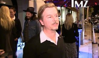 """Comedian David Spade ripped President Obama and the first lady as """"thirsty"""" for celebrity status, saying they lack dignity in their need for media attention. (TMZ)"""