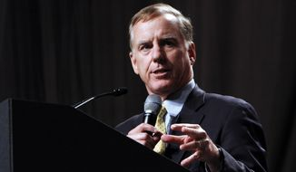 Democracy for America officials told reporters this month that Howard Dean fully supported the organization's endorsement process, even though it directly contradicted his personal preference. (Associated Press)