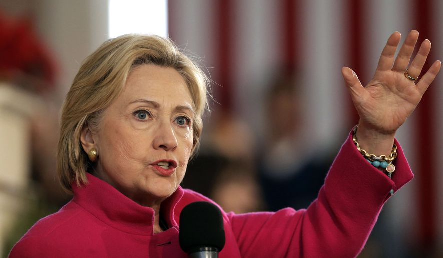 The latest Hillary Clinton messages are drawn chiefly from 2011 and 2012 and cover everything from her attempts to manage growing unrest in the Middle East to keeping an eye on a presidential run. (Associated Press)