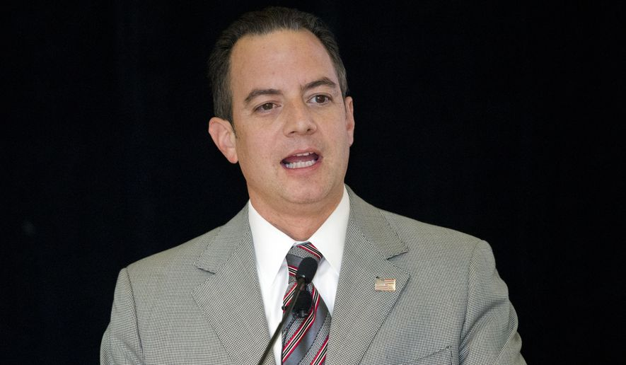 RNC Chairman Reince Priebus ruffled some feathers this year by floating the idea of a nomination calendar overhaul before 2020. (Associated Press)
