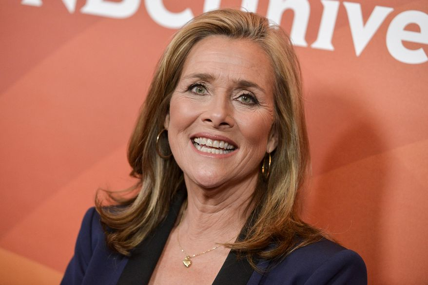 Meredith Vieira attends the NBC 2014 Summer TCA in Beverly Hills, Calif., in this July 13, 2014, file photo. (Photo by Richard Shotwell/Invision/AP, File)