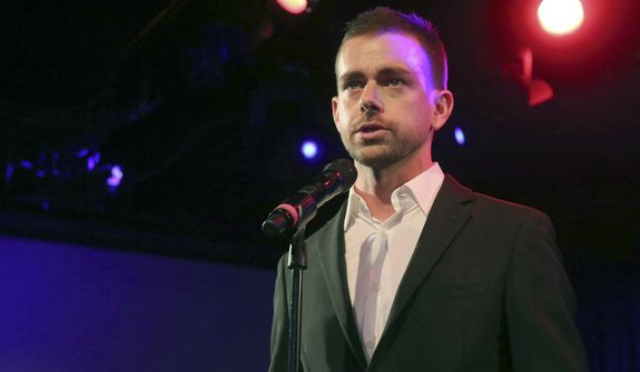 Twitter CEO Jack Dorsey has said nothing about an undercover video that revealed current and former employees admitting to anti-Trump bias and discussing how to shadow-ban and otherwise limit the reach of unfavored accounts. (Associated Press/File)
