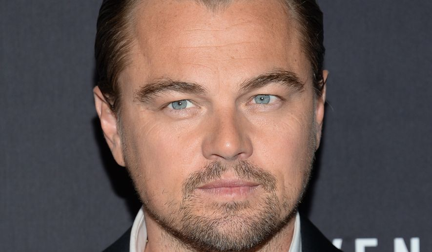 "Actor Leonardo DiCaprio attends the premiere for ""The Revenant"" at AMC Loews Lincoln Square on Wednesday, Jan. 6, 2016, in New York. (Photo by Evan Agostini/Invision/AP)"