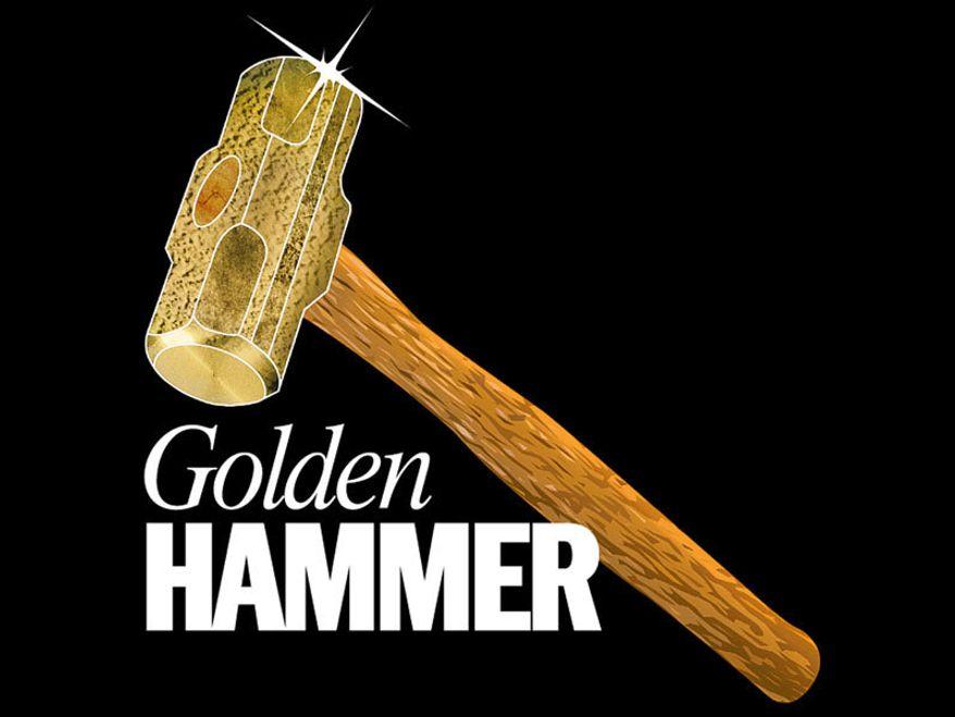 The Golden Hammer.