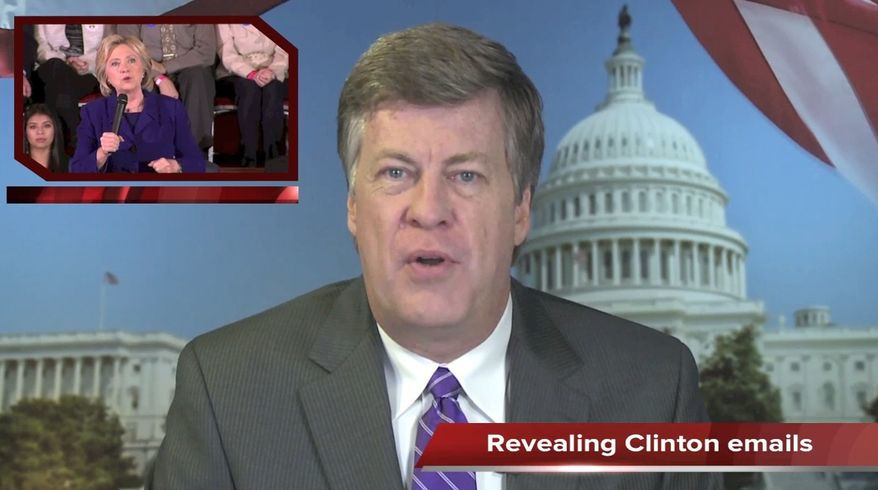 Tim Constantine reports on the latest revelations from Hillary Clinton's State Department emails, and an apology from the governor of Maine.
