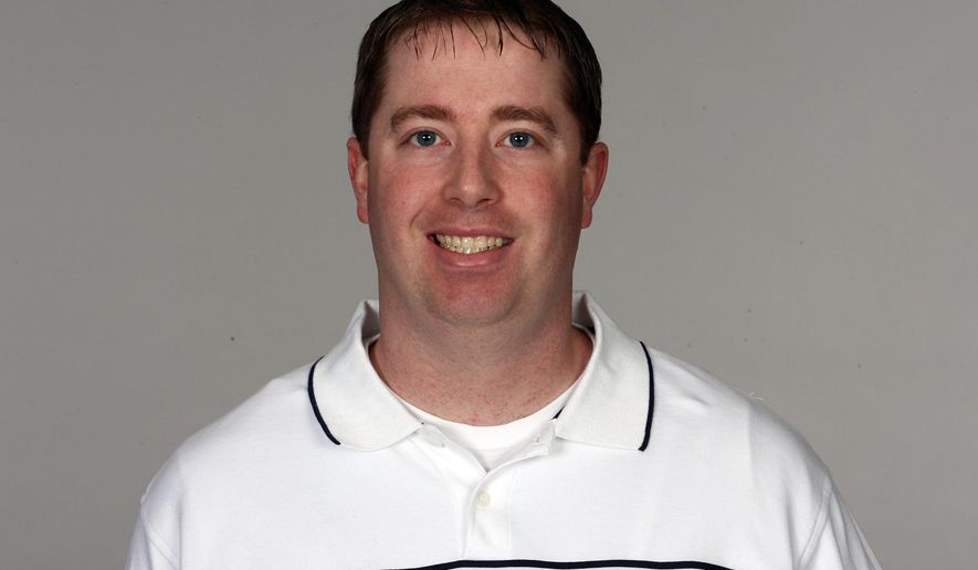 This undated photo released by the New England Patriots shows director of pro scouting Bob Quinn, agreed to a deal in principle Firday, Jan. 8, 2016, with the Detroit Lions to be their general manager, hoping to replicate some of the Patriots' success. The Lions have been looking for a GM since firing Martin Mayhew midway through the season. (New England Patriots via AP)