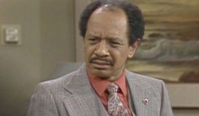 What business was George Jefferson in?