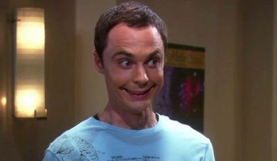 """What is Sheldon Cooper's catchphrase on """"The Big Bang Theory""""?"""