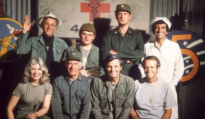 """M*A*S*H"" took place during which war?"