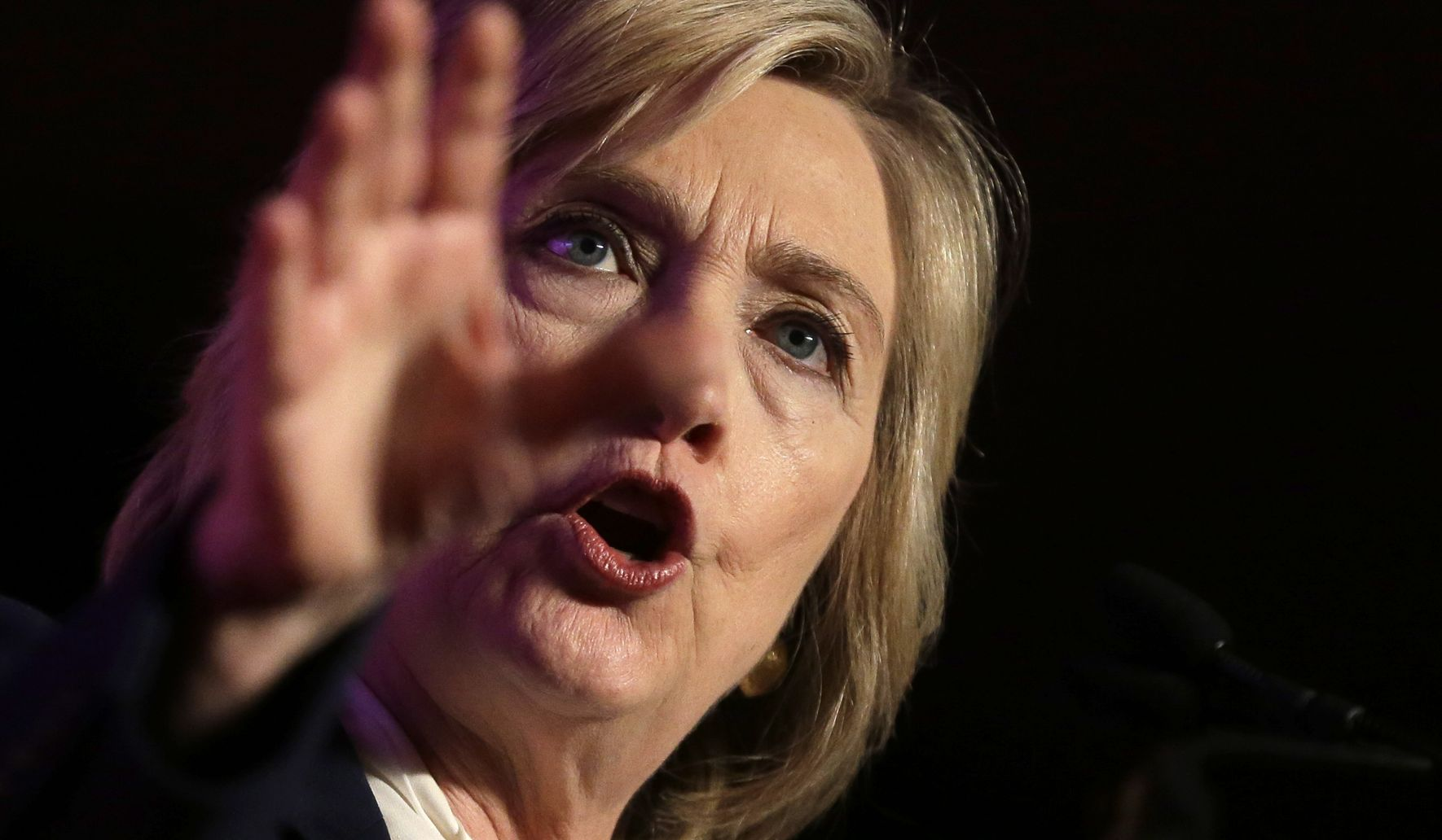 Hillary Clinton haunted by efforts to 'destroy' Bill Clinton