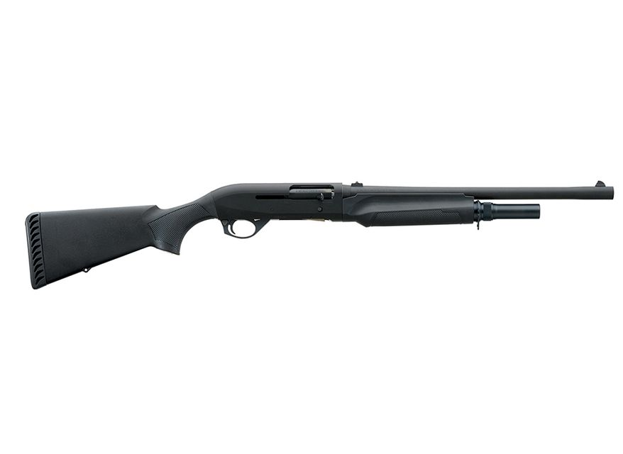 BENELLI M2 TACTICAL- is the lightweight shotgun of choice when the job demands reliability. The M2 Tactical is ideal for home defense, security needs, or multi-gun competition. Available in 3 stock configurations, Ghost-ring or open-rifle sights.