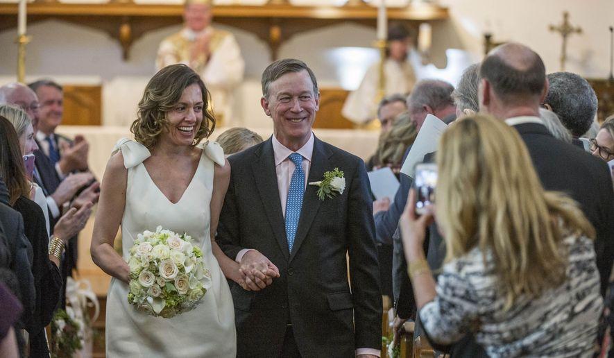 Hickenlooper s wedding invitations
