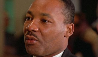 Martin Luther King Jr. (Associated Press) ** FILE **