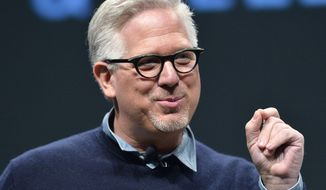 Radio and TV host Glenn Beck (Associated Press)