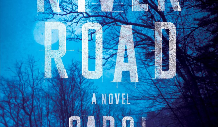 """This book cover released by Touchstone shows """"River Road,"""" a novel by Carol Goodman. (Touchstone via AP)"""