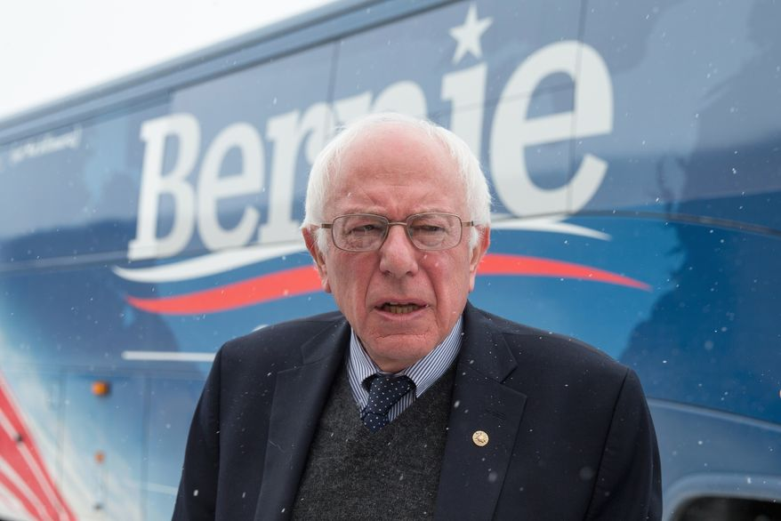 Sen. Bernard Sanders, who's running to Hillary Clinton's left for the Democratic presidential nomination, told MSNBC's Rachel Maddow that he wasn't surprised by Planned Parenthood's decision to endorse the former secretary of state. (Associated Press)