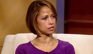 Actress and Fox News contributor Stacey Dash skyrocketed to the No. 1 trending topic in the U.S. on Twitter Wednesday after she called for eliminating Black History Month. (Fox News)