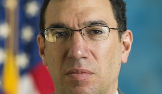 Andy Slavitt, acting administrator at the Centers for Medicare and Medicaid Services. (Image: http://www.cms.gov)