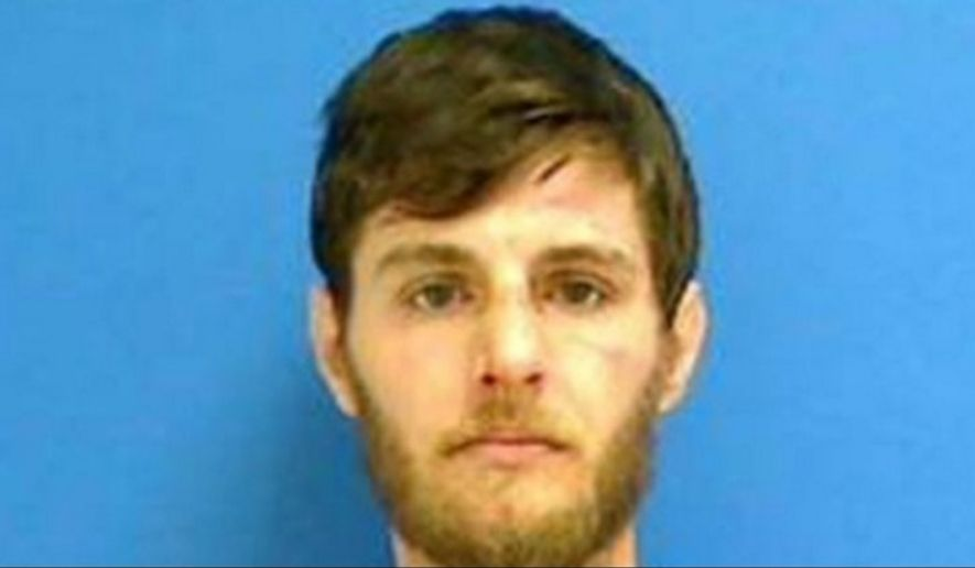 Marvin Jacob Lee, 27 (Image: Catawba County Sheriff's Department)