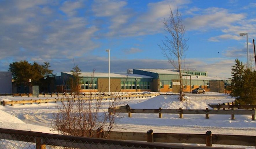 Four people were killed in a shooting at a La Loche community school (Image: Wikipedia)