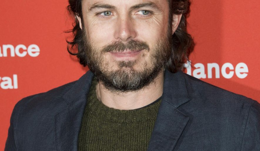 "Actor Casey Affleck poses at the premiere of ""Manchester By The Sea"" during the 2016 Sundance Film Festival on Saturday, Jan. 23, 2016, in Park City, Utah. (Photo by Arthur Mola/Invision/AP)"