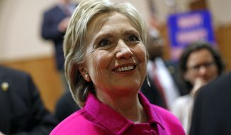 Hillary Clinton may catch a break if U.S. District Judge Rudolph Contreras accepts the State Department's request to delay the release of the final batch of her emails. (Associated Press)