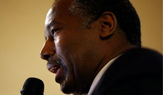 Republican presidential candidate Ben Carson is counting on his appeal with conservative Christians to grant him an Iowa upset. (Associated Press)