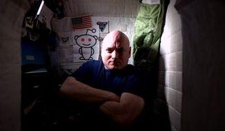 Astronaut Scott Kelly. (Image: Facebook)